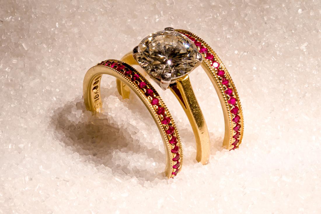 Diamond and Rubies