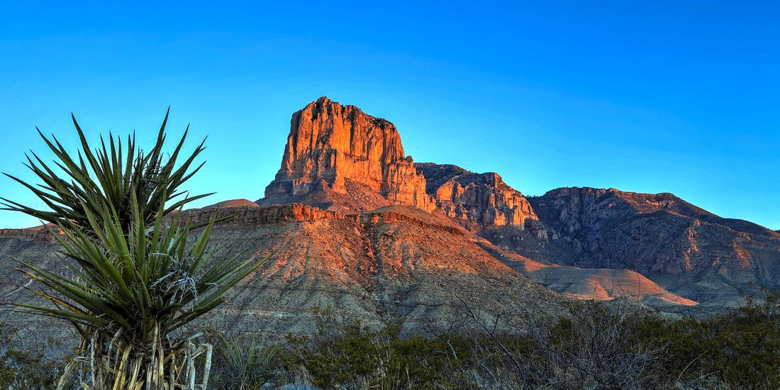 El Capitan at dawn (1)