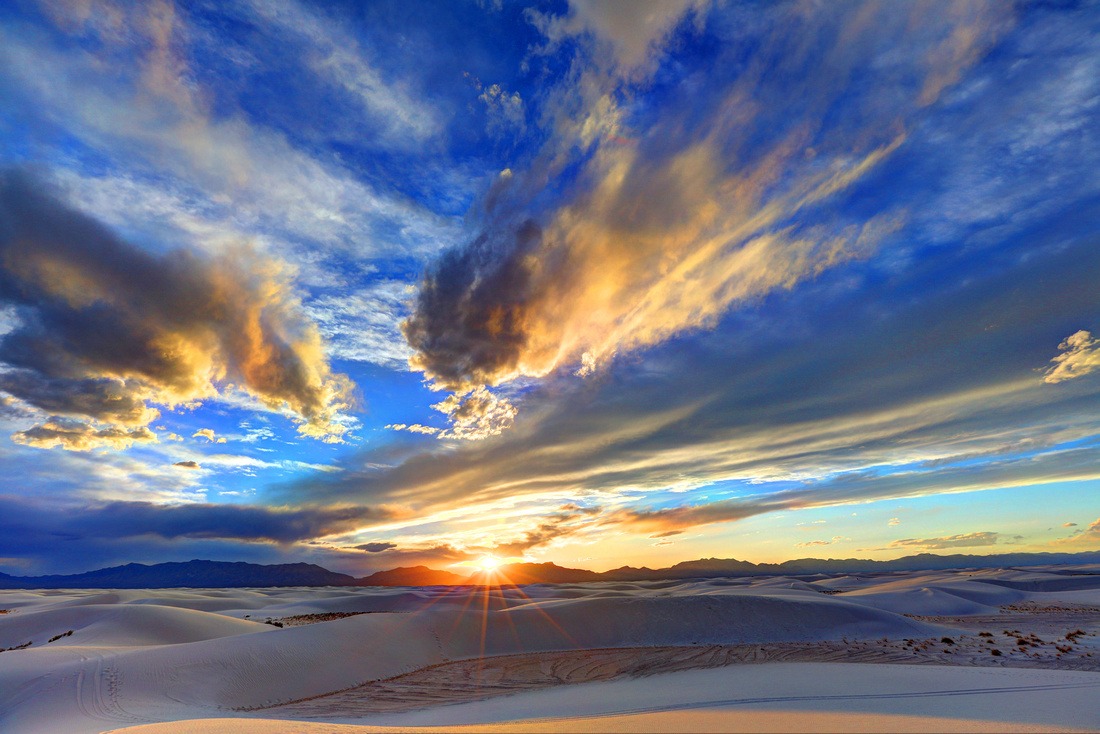 WHITE SANDS SUNSET (2)